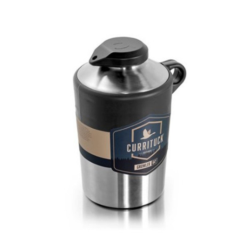stainless steel growler thermos flask bottle